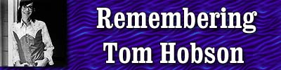 Remembering Tom Hobson
